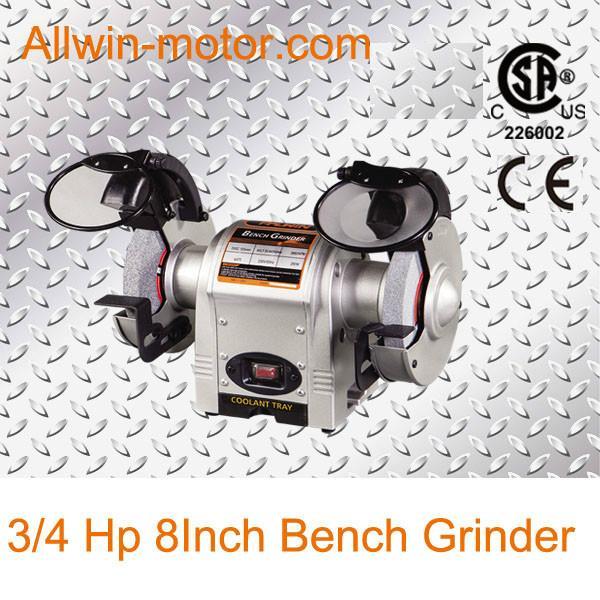 Bench Grinder Rbg825a Wendeng Allwin Motors Manufacturing