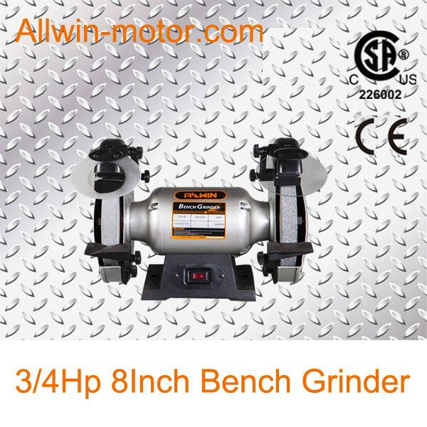 Wondrous Bench Grinder Tlg 200L4 Wendeng Allwin Motors Manufacturing Ncnpc Chair Design For Home Ncnpcorg