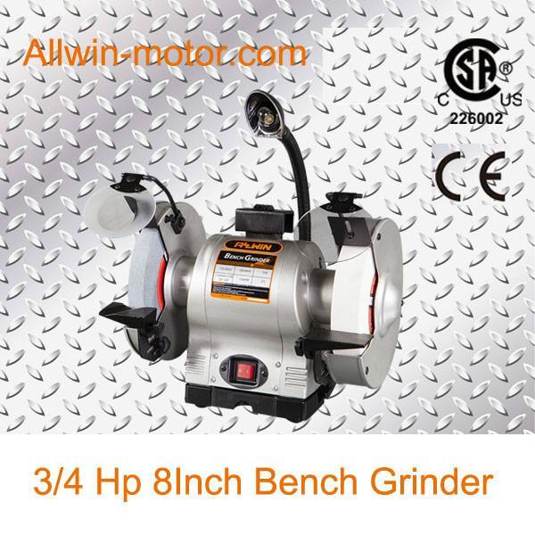 Bench Grinder Hbg825hl Wendeng Allwin Motors Manufacturing